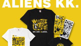 ALIENS-KK